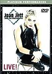 Joan Jett & The Blackhearts : Live! [DVD] [Import]