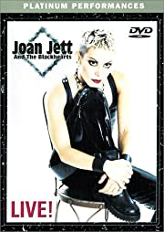 Joan Jett & The Blackhearts : Live! [DVD] [Import]