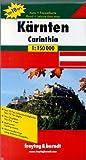 echange, troc Cartes Freytag - Carte routière : Carinthie