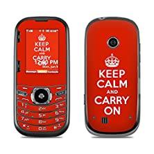 buy Keep Calm Design Decal Skin Sticker For Lg Cosmos 3 Vn251S (High Gloss)
