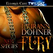 Fury: New Species, Book 1 | Laurann Dohner