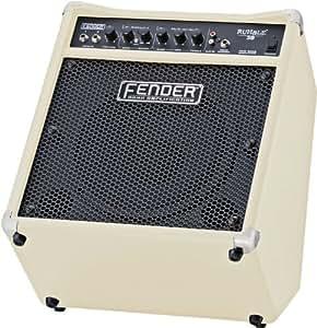 fender rumble 30 30w 1x10 bass combo amp blonde musical instruments. Black Bedroom Furniture Sets. Home Design Ideas