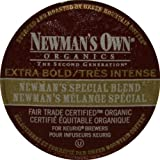 Newmans Own Special Blend Coffee K Cup Portion Pack for Keurig K Cup Brewers