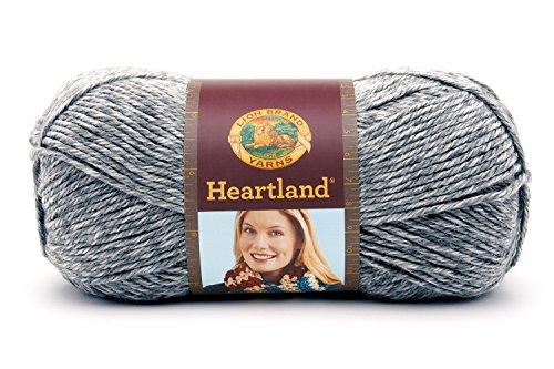 Lion Brand Yarn : Lion Brand Yarn 136-150 Heartland Yarn, Mount Rainier Arts ...