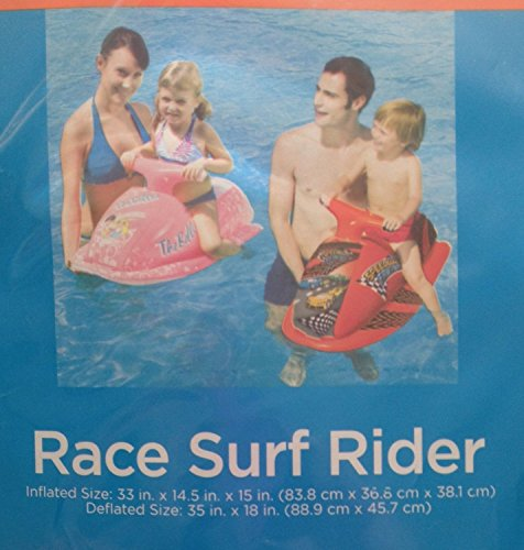 Trueliving Race Red Surf Rider - 1