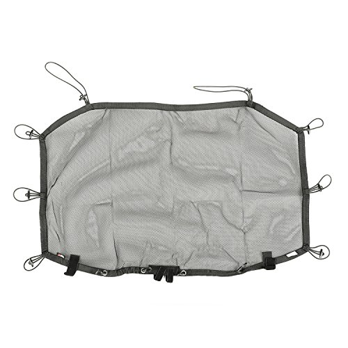 Rugged Ridge 13579.10 Hardtop Sun Shade ( Black 07-16 Jeep Wrangler JK) (Rugged Ridge Sun Shade compare prices)