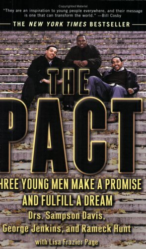 The Pact by Dr.Davis, Dr.Jenkins, Dr.Hunt