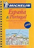 echange, troc  - Michelin 2002 Espana & Portugal Mini Atlas De Carreteras: Espana & Portugal/Portugal & Espanha