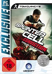 Splinter Cell Conviction Complete - [PC]