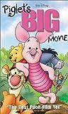 Piglets Big Movie [VHS]