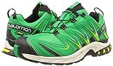 Salomon-XA-Pro-3D-GTX-Herren-Trekking-Wanderhalbschuhe-Grn-Fern-GreenLight-Grey-Black-40-23-EU-7-Herren-UK