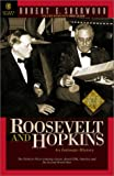 img - for Roosevelt and Hopkins book / textbook / text book