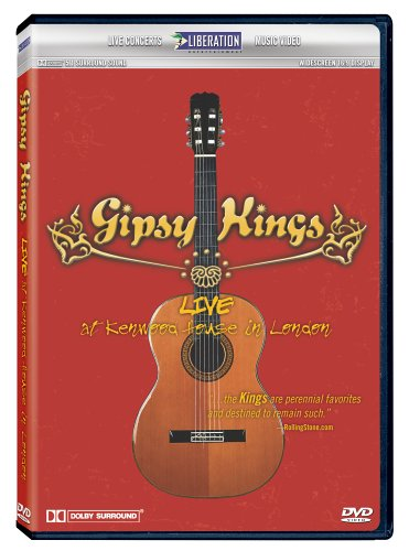 The Gipsy Kings: Live at Kenwood House in London
