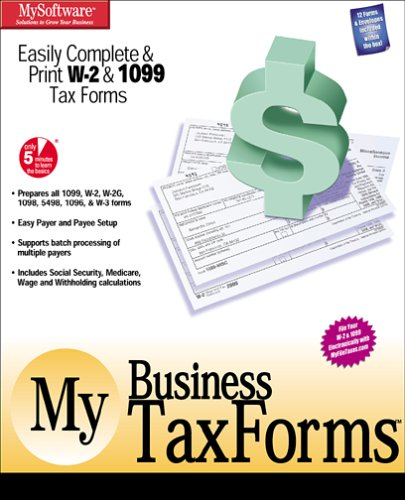 My Business Tax Forms
