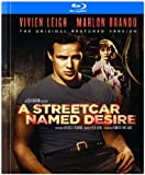 A Streetcar Named Desire: 60th Anniversary Edition Blu-ray Book [Blu-ray Book] (Bilingual)