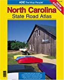 North Carolina State Road Atlas (0875301983) by ADC the Map People