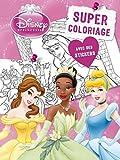 echange, troc Walt Disney - Princesses, SUPER COLORIAGE