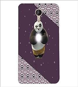 PrintDhaba Panda D-3874 Back Case Cover for LETV (LE ECO) LE 1 PRO (Multi-Coloured)
