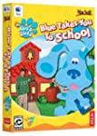 Blues Clues Blue Takes You To School...