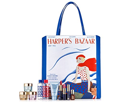 estee-lauder-8-pieces-skin-care-and-makeup-gift-set-with-exclusive-harpers-bazaar-iconic-cover-print