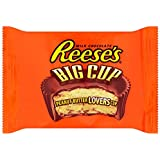 Reese's Peanut Butter Big Cup, 1.4-Ounce Packet, 16 Count (Pack of 2)