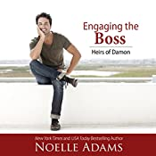Engaging the Boss: Heirs of Damon, Book 3 | Noelle Adams