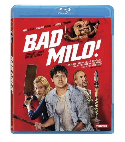 Bad Milo! [Blu-ray]