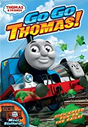 Thomas & Friends: Go Go Thomas! [DVD]