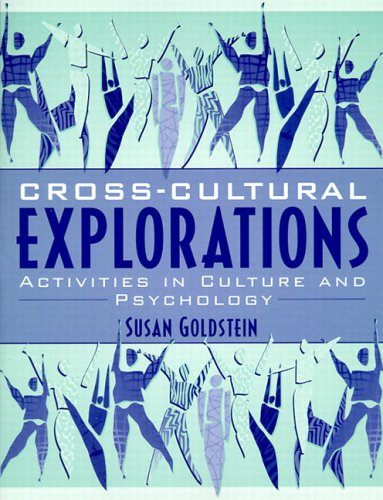Cross-Cultural Explorations: Activities in Culture and Psychology