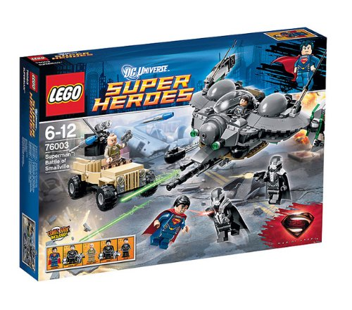 LEGO-Superheroes-76003-Superman-Battle-of-Smallville