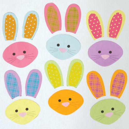 GelGems Bunny Mixup Small Bag Gel Clings - 1