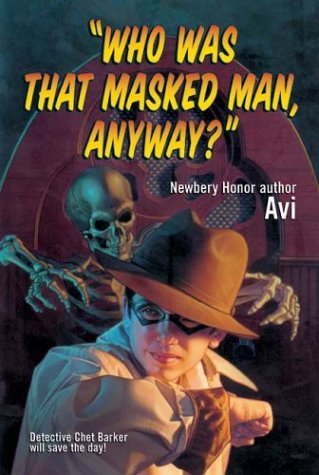'Who Was That Masked Man, Anyway?', AVI