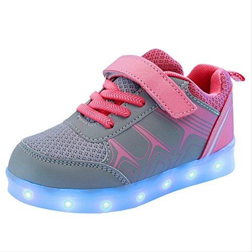 Zapatos-luminosos-de-colores-de-los-nios-y-las-nias-zapatillas-DE-DEPORTE-hightech