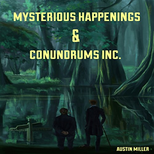 Mysterious Happenings and Conundrums, Inc. PDF