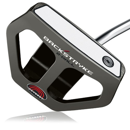 Odyssey Backstryke 2-Ball Putter : left, 35 IN