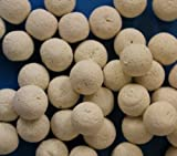 Coconut Ice Cream 10mm Boilies - Pack of 100 Carp Baits