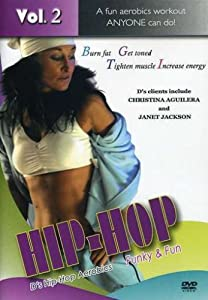 Ds Hip Hop-Its Fat Burning Funky & Fun-V02