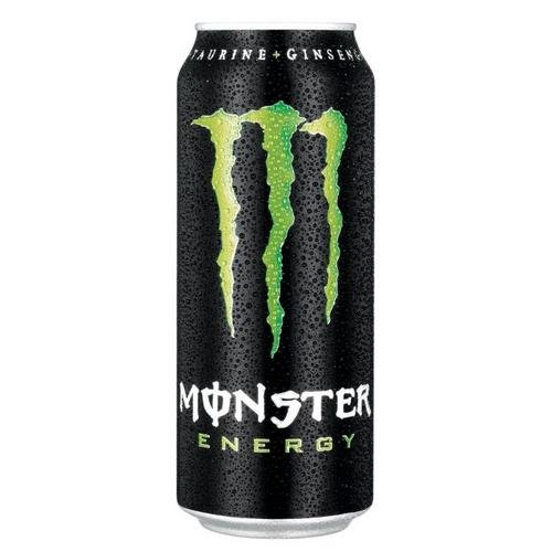 MONSTER ENERGY DRINK 12X500ML A07489