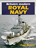 img - for Britain's Modern Royal Navy book / textbook / text book
