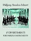 echange, troc Wolfgang Amadeus Mozart - Divertissements divers instruments (17) - Conducteur