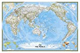 World Classic, Pacific Centered (National Geographic Reference Map)