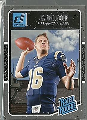 2016 Panini Donruss Football St Louis Los Angeles Rams Team Set 11 Cards W/Rookies & Rated Rookies Jared Goff