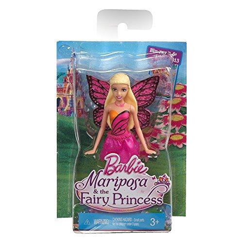 Mattel Mariposa and the Princess Fairy Mini Doll