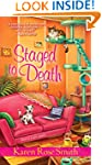 Staged to Death (A Caprice De Luca My...