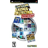 Capcom Classics Collection Remixed - Sony PSP