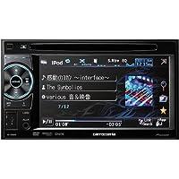 パイオニア carrozzeria 5.8V型ワイドモニター/DVD-V/VCD/CD/USB/チューナーメインユニット FH-770DVD