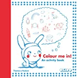 OKIDO Colour Me In!: An activity book
