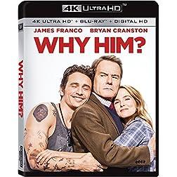 Why Him? [4K Ultra HD + Blu-ray]