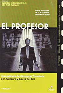 il camorrista - el profesor (Dvd) Italian Import