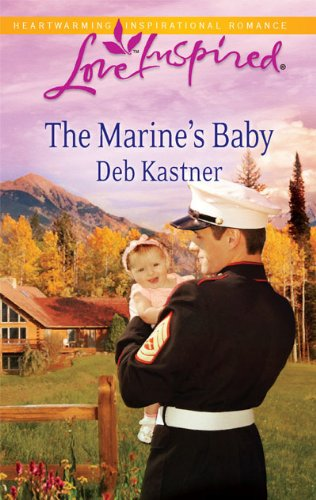 Image of The Marine's Baby (Love Inspired)